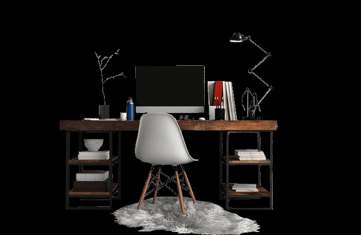 Ambiente Mesa Escritório