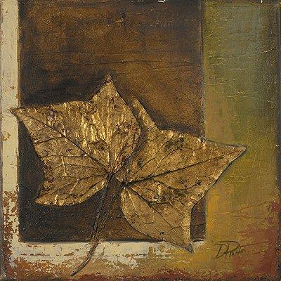 Gravura para Quadros Folha Dourada 15x15cm