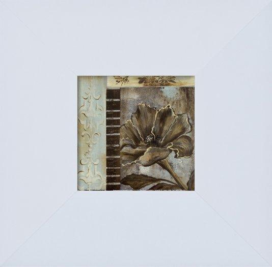 Quadro de Flores Southern Living Ii Arte de Hakimipour-ritter 30x30cm