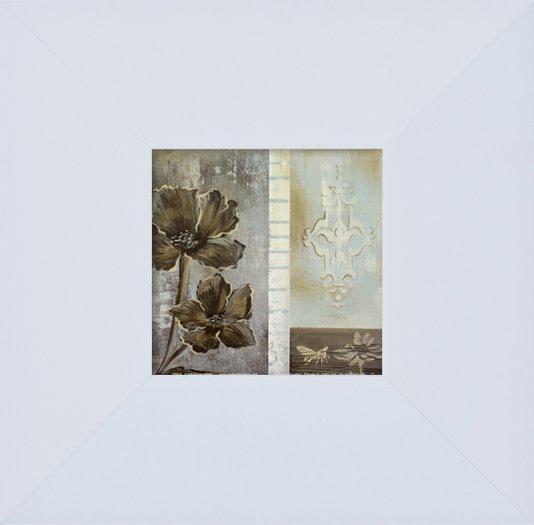 Quadro de Flores Southern Living I Arte de Hakimipour-Ritter 30x30cm