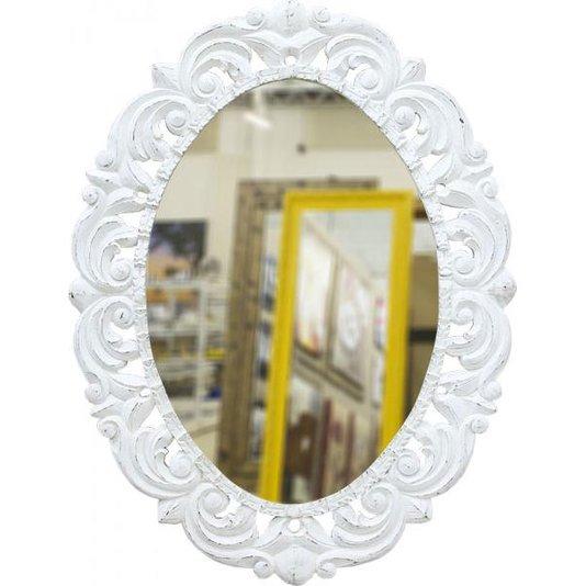 Espelho Decorativo com Moldura Esculpida 70x100cm