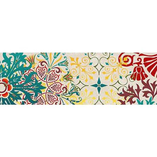 Gravura Abstrata para Quadros Painel de Atração I 45x15cm