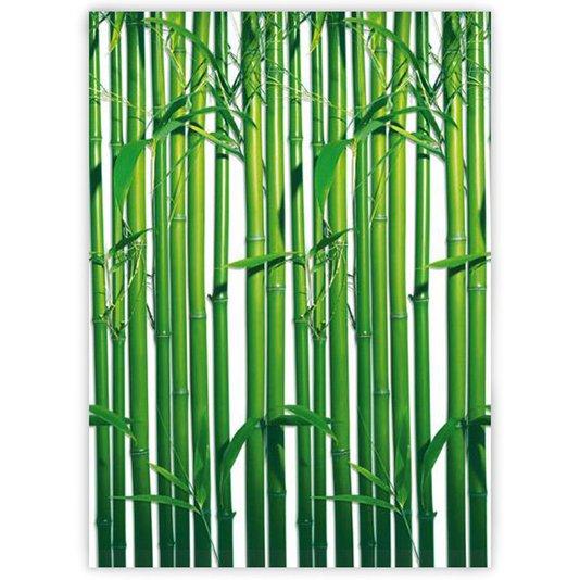 Gravura de Parede Wall Mural Bambus Planta 180x250cm