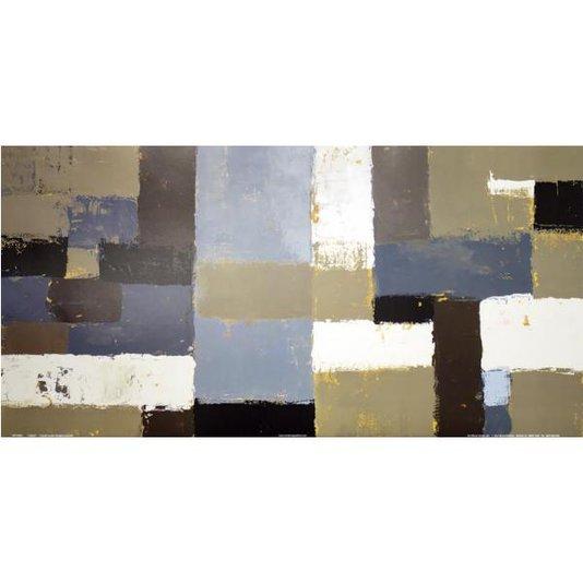Gravura para Quadros Abstrato Sotão Ii - 60x30cm