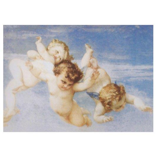 Gravura para Quadros Anjos no Céu 70x50cm