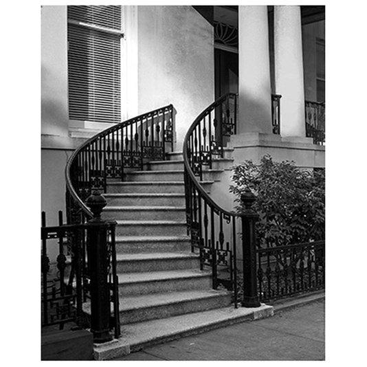 Gravura para Quadros Escada Arquitetônico 30x45cm