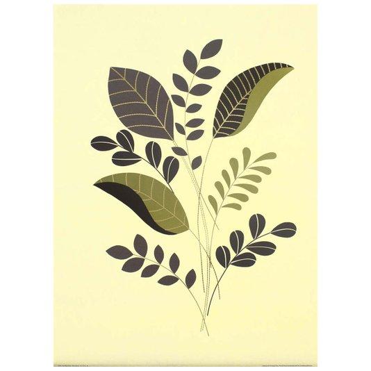 Gravura para Quadros Floral Design Show 50x70cm