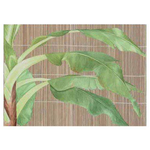 Gravura para Quadros Folhas de Bananeira 70x50cm