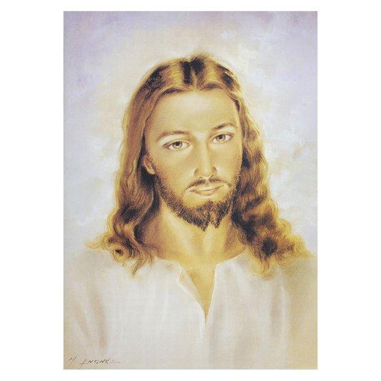 Gravura para Quadros Jesus Cristo 50x70cm