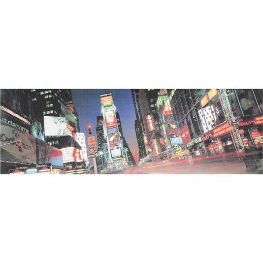 Gravura para Quadros New York Times Square 90x30cm