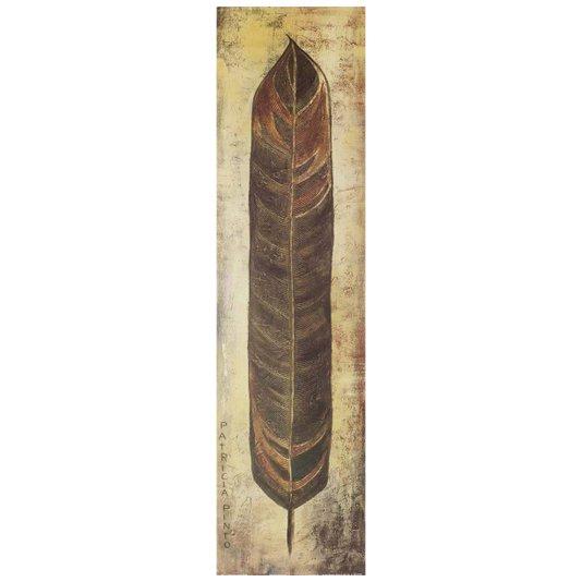Gravura para Quadros Pena por Patricia Pinto 25x100cm