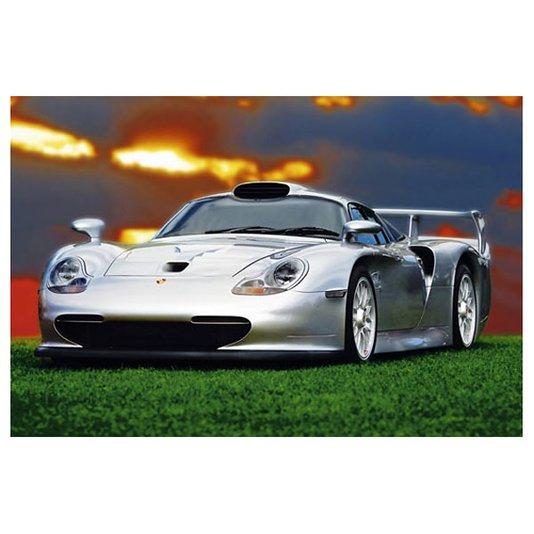 Gravura para Quadros Poster Carro Esportivo Porsche 90x60cm