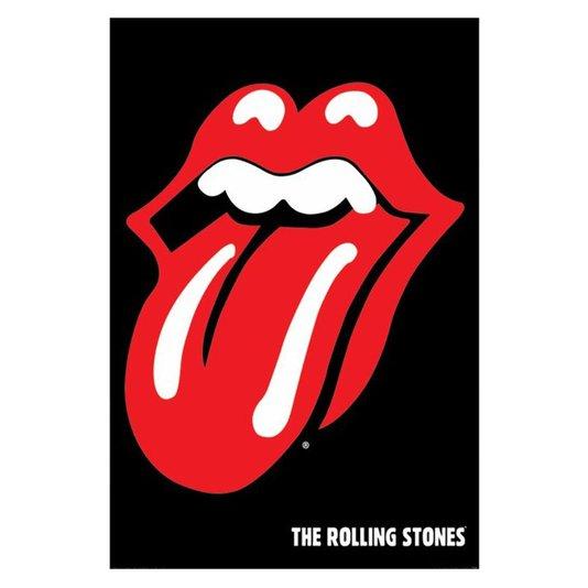 Poster Banda The Rolling Stones 60x90cm com/sem Moldura