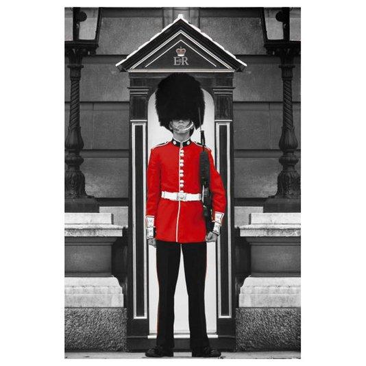 Poster Guarda Real Britânico 60x90cm