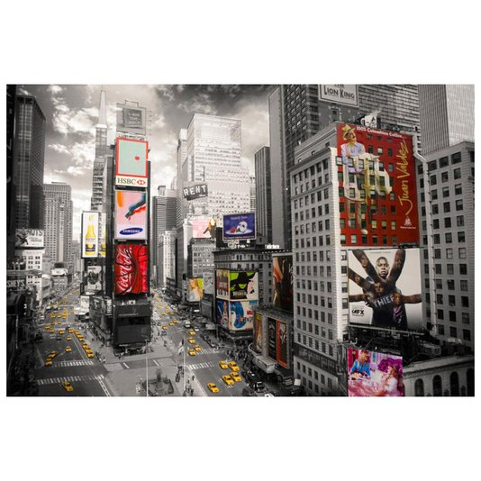 Poster Nova Iorque Times Square 90x60cm