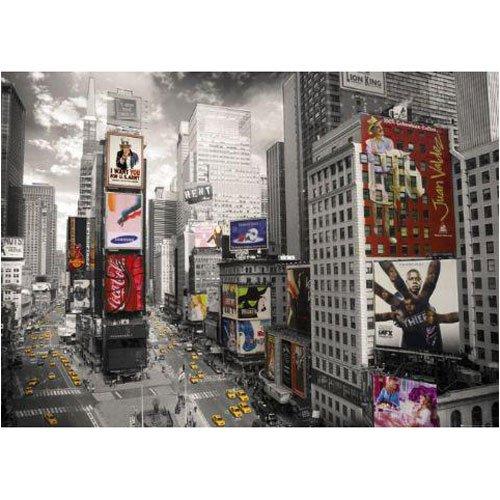 Poster Nova York Times Square 140x100cm com/sem Moldura