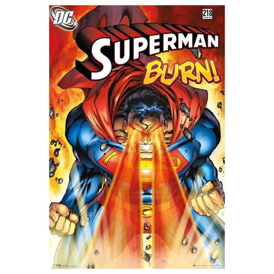 Poster para Quadros Superman 60x90cm