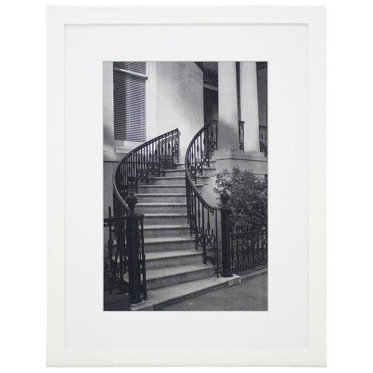 Quadro Decorativo Arquitetônico Escadas 50x65cm