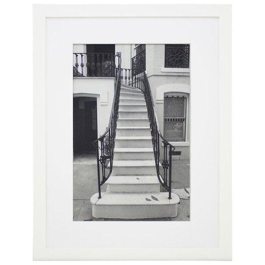 Quadro Decorativo Arquitetônico Escadas 50x65cm - DP1632