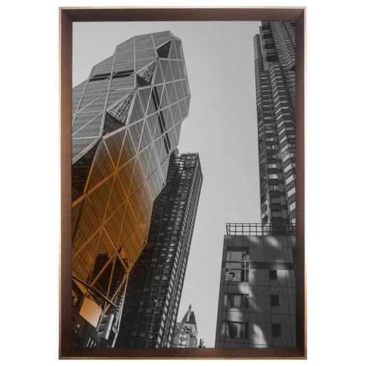 Quadro Decorativo Moderno Torre Hearst em Nova York 70x100 cm
