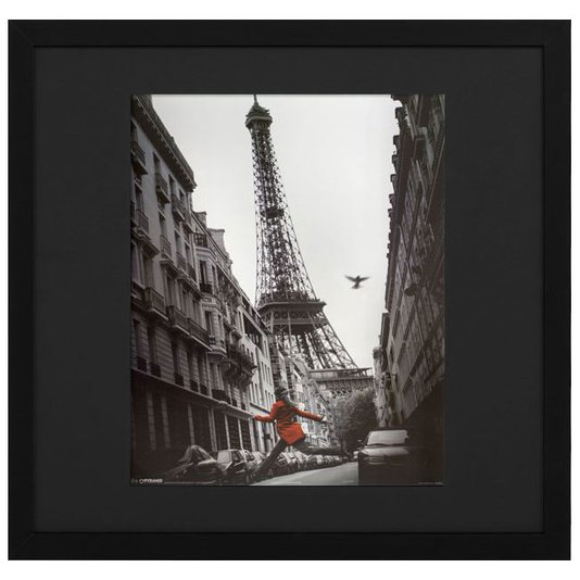 Quadro Decorativo Paris França Torre Eiffel 70x70cm