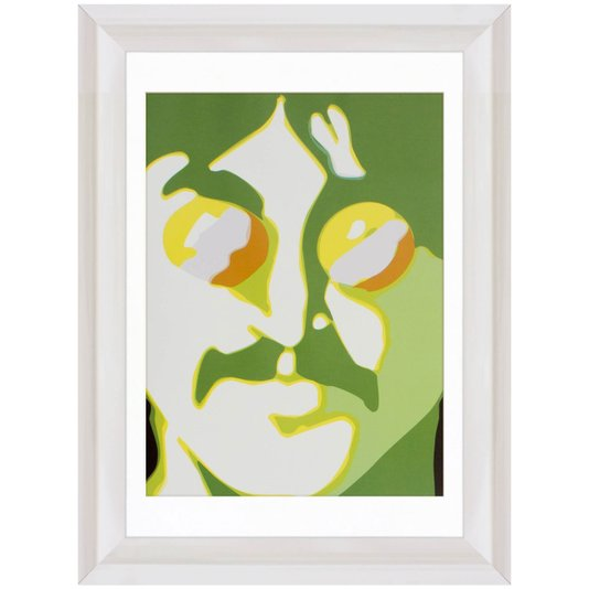 Quadro Decorativo The Beatles John Lennon 40x50cm