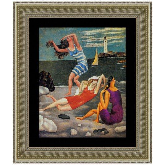 Quadro Reprodução de Obra de Arte em Papel - Pablo Picasso 85x100cm
