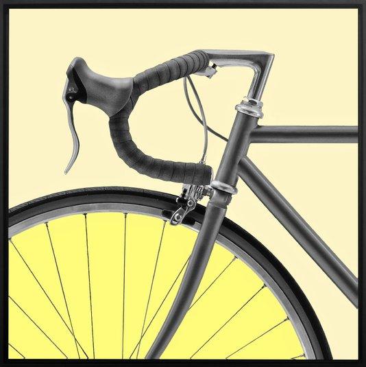 Quadro Tela Canvas Bicicleta Speed Por Dorival Moreira