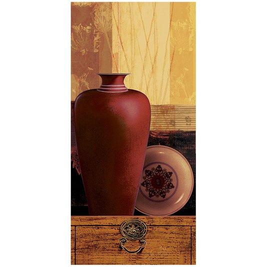 Quadro Tela Decorativa Vasos 30x60cm DPPI8603