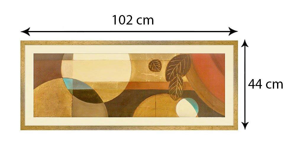 Tamanho (Largura x Altura): 102x44 cm.