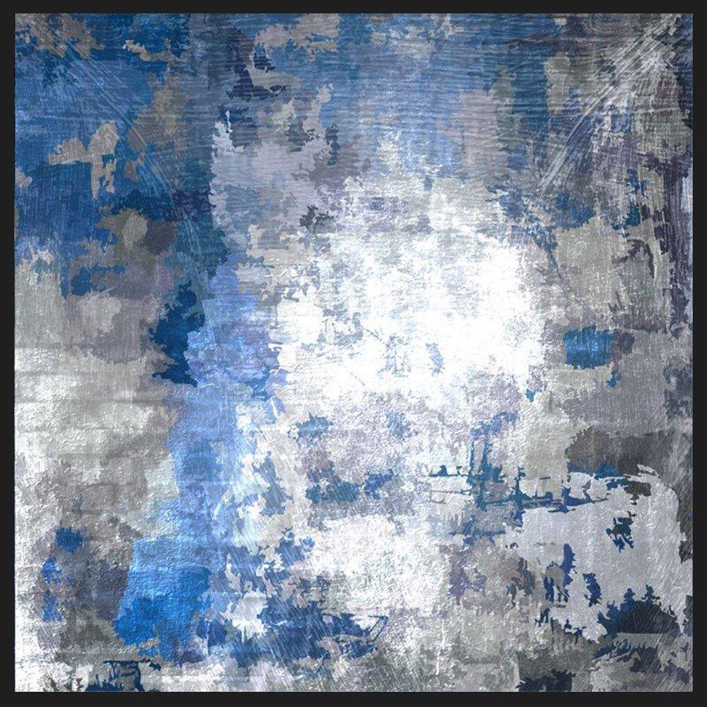 Quadro Grande Moderno Abstrato para Sala Texture Art 100x100cm