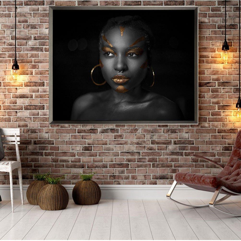 Série: Deusa do Ébano - Arte Africana