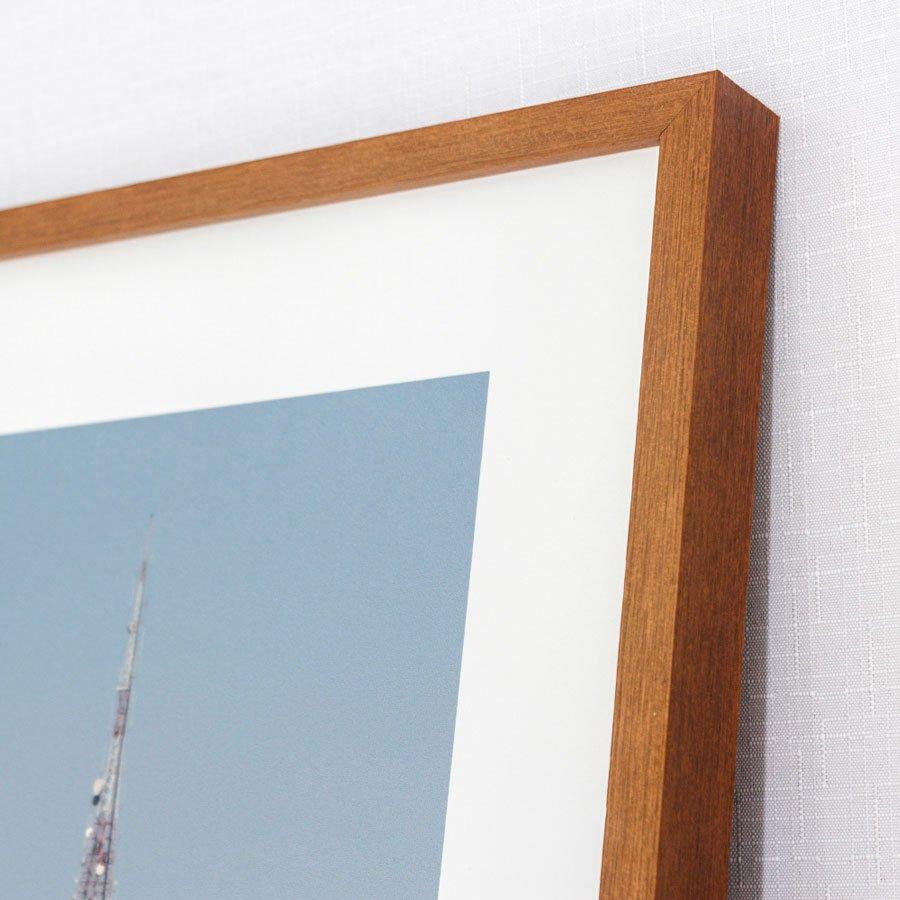 Quadro Paisagem com o Famoso Letreiro de Hollywood 60x80 cm