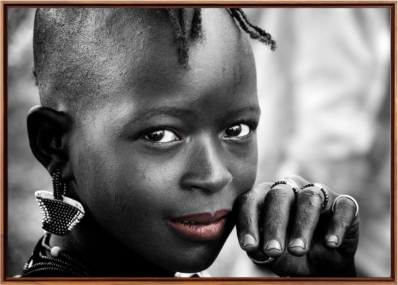 Fotografia: Trevor Cole | Turmi - Etiópia.