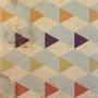 Gravura Abstrata para Quadros Arte Dirty Deco I 30x30cm