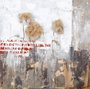 Quadro Tela Impressa Flores Abstratas II - 60x60cm