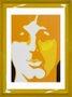 Quadro Decorativo The Beatles Paul Mccartney 40x50cm
